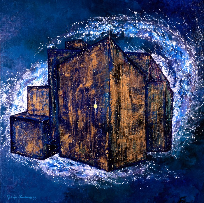 cubi d'oro in Galassia / Golden cubes in the Galaxy